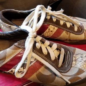 Coach Mabel tennis shoes